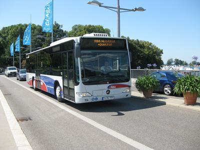 Bus der RBA