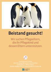 Pflegekampagne - Pinguine