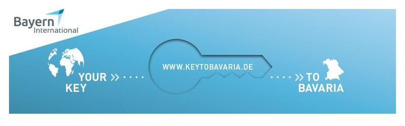 Werbebanner: Key to Bavaria
